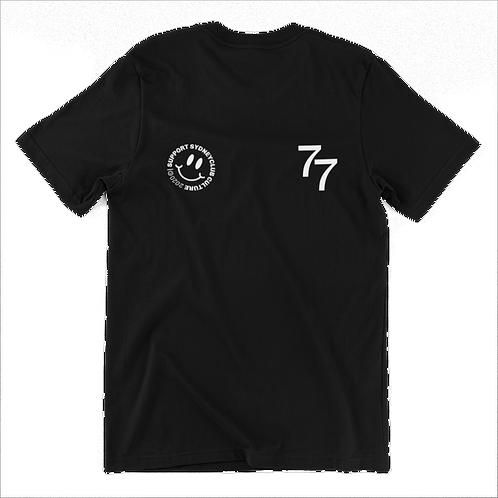 Unisex Support Club Culture Tshirt