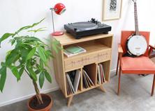 Meuble à Vinyls