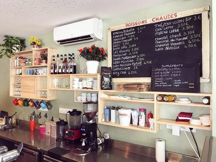 Agencement Alix Coffee