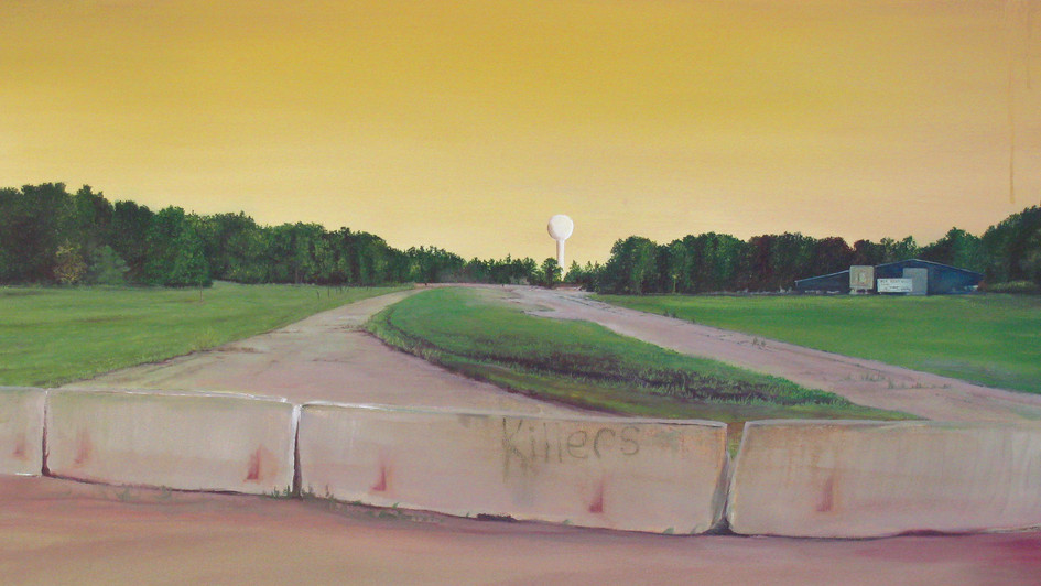 Matthew Green | Landscape #2