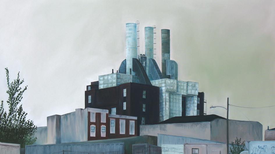 Matthew Green   The Factory