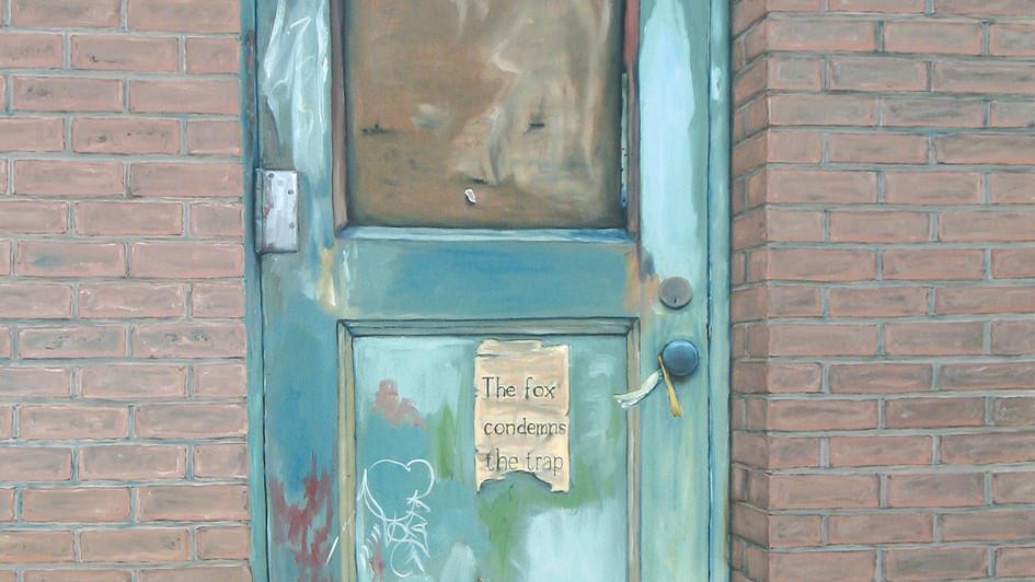 Matthew Green   The Door