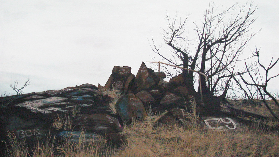 Matthew Green | Snake Hill Summit 1