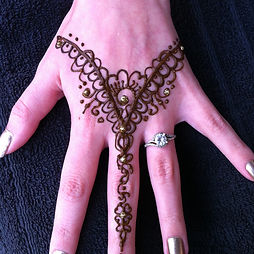 Henna fo events