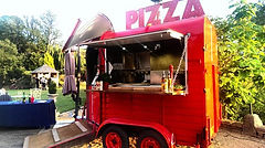 Mobile Catering Pizza Vans
