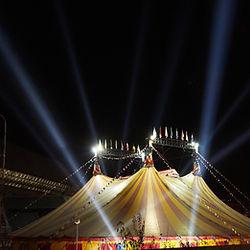 Big Top Circus Tent Hie
