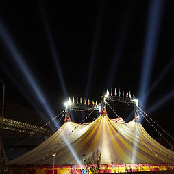 Big Top Circus Tent Hie