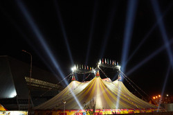 Circus Tent Hire