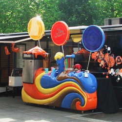 Fun Party Ideas Ice Cream Factory