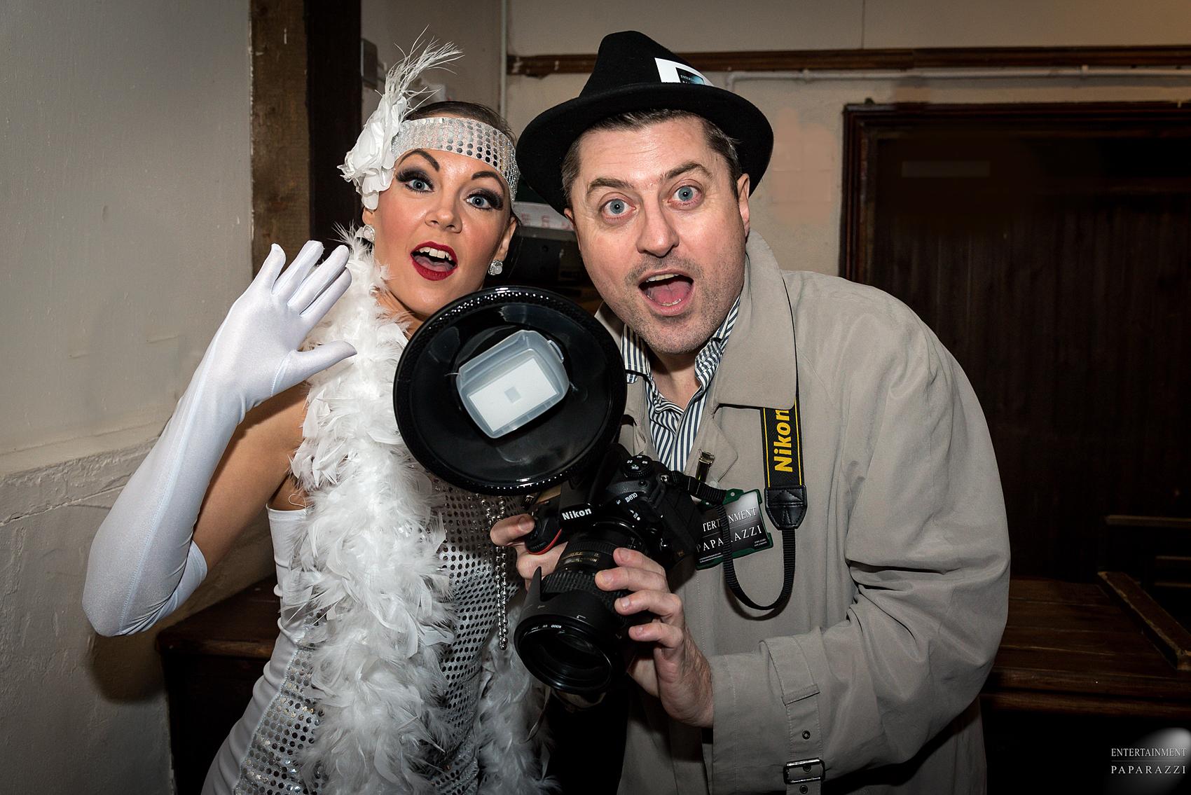 Paparazzi Entertainers