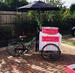 New Tricycle Jello Shots Cart