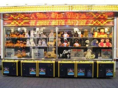 Carnival Grabber Machines