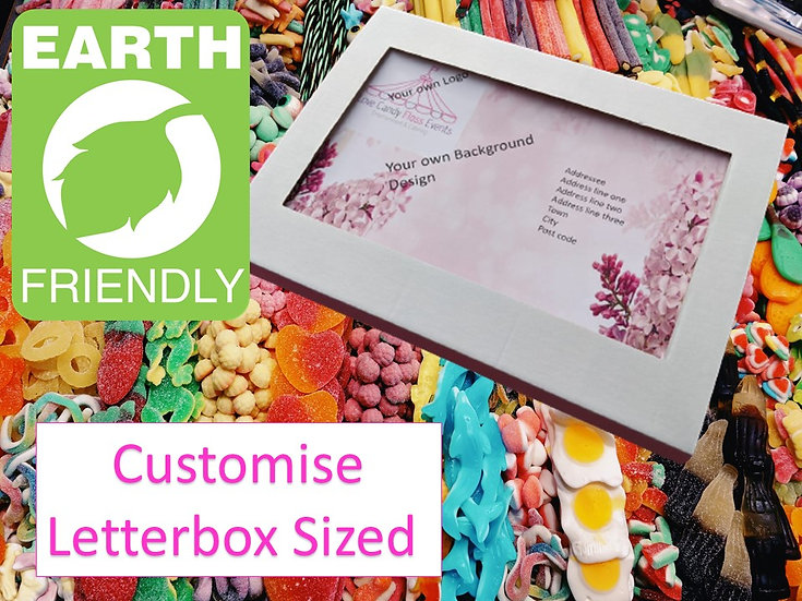 1kg Pick and Mix with Custom Label