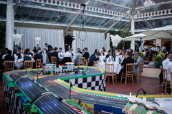Scalextric Track Hire London
