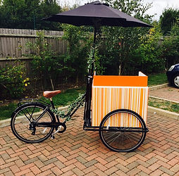 Breakfast Pop Up Tricycle