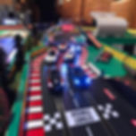 Scalextric, Racing track hire