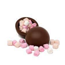 Custom branded Hot Chocolate Bomb gift