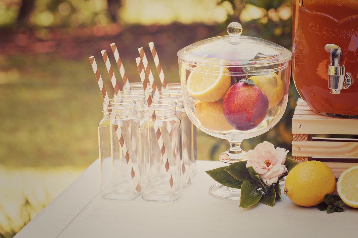 lemonade for event drinks