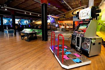 Arcade Game Hire, Dance Machines