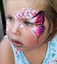 Face Painter hire