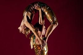 Acro Balance Circus Act