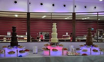 Ever popular chocolate fountains are here to stay, amazing for a wedding or a corporate event.  Our fountains use the finest Belgium Chocolate.