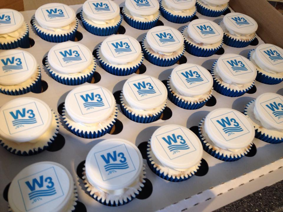 Corporate Cupcakes by Post