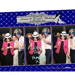 Photo Booth Hire Printout examples