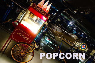 Candy Floss Machine Hire & Popcorn Carts