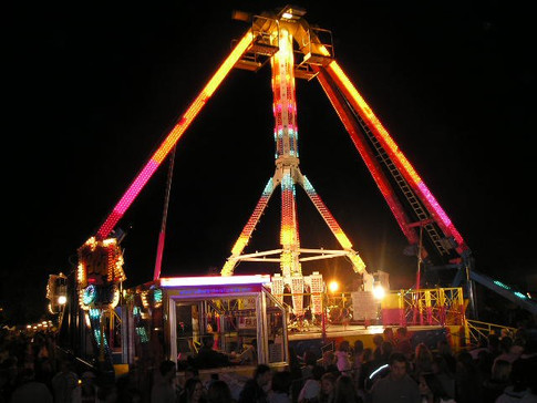 Large Rides to hire
