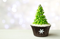 Christmas Party Cupcakes