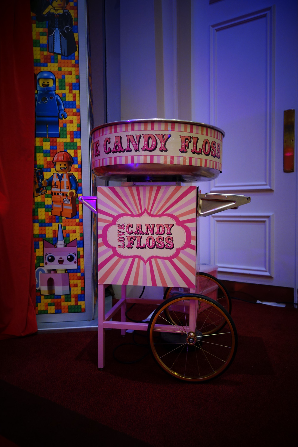 Small Candy Floss Machine Hire