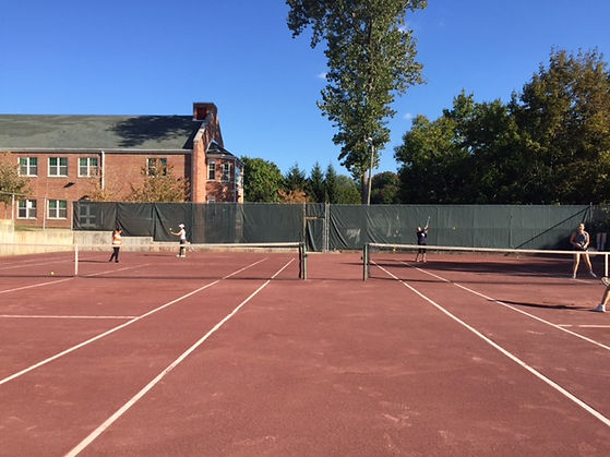 Croton Tennis Courts