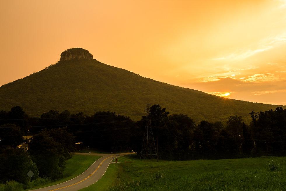 Pilot mountain sunset.jpg