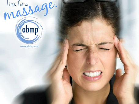Stress, Anxiety, and Massage