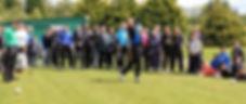 Open compettion - Ballinamore Golf Club