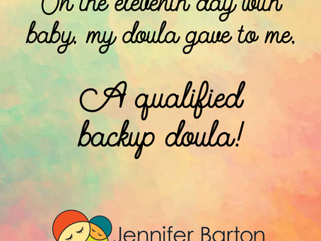 12 Days of Doula #11