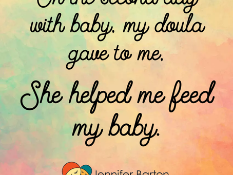 12 Days of Doula #2