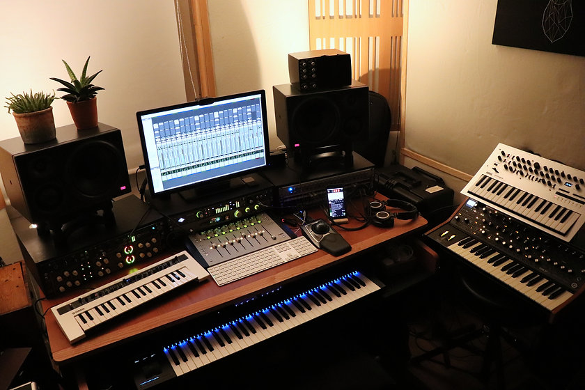 Studio Desk and Synths.jpg