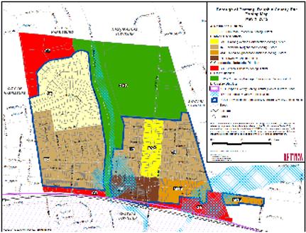 Paxtang Borough Zoning Map