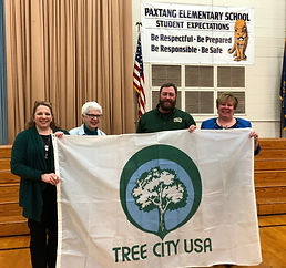 Tree City USA recognition year 31 - Apri