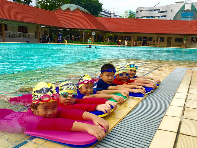 SGSportSwim Kids Swimming Class