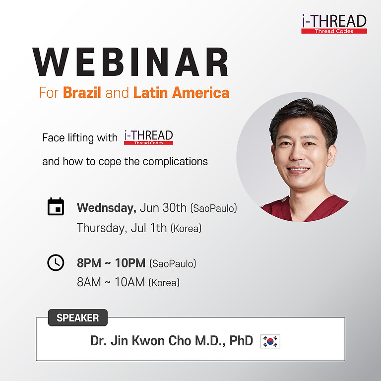 Face lifting with i-THREAD
