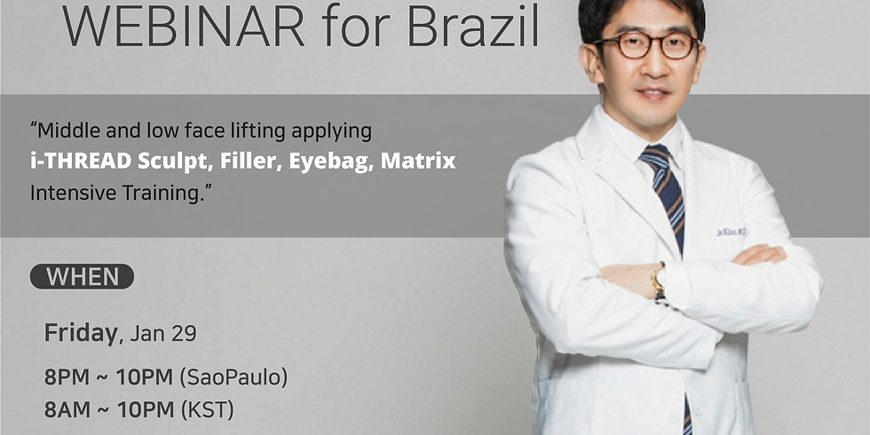 Webinar Mid and Low face thread lifting