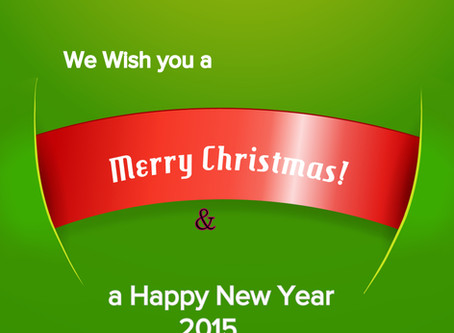 Christmas Greeting from Healux