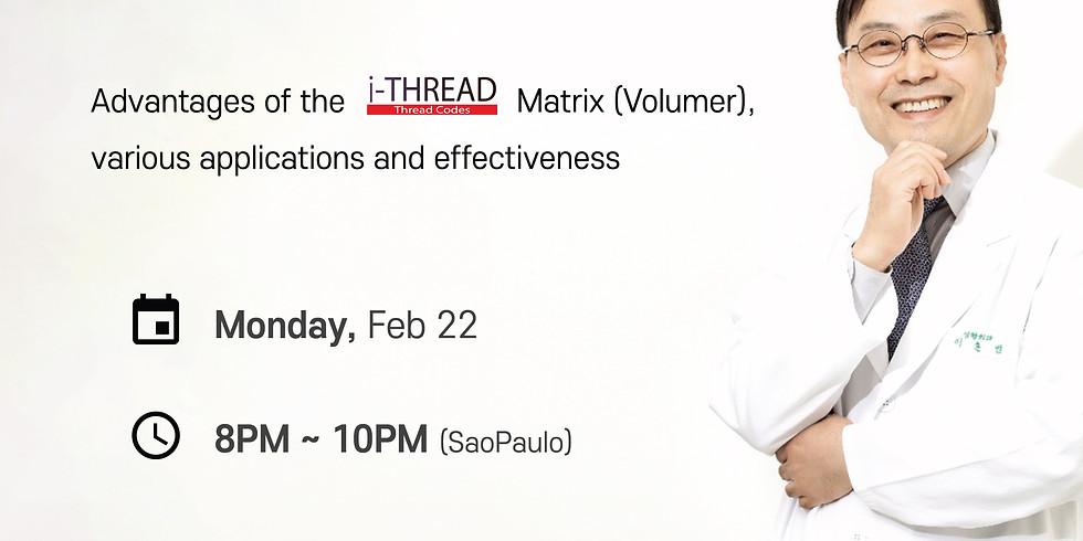 Webinar: Advantages of the i-THREAD Matrix (Volumer)