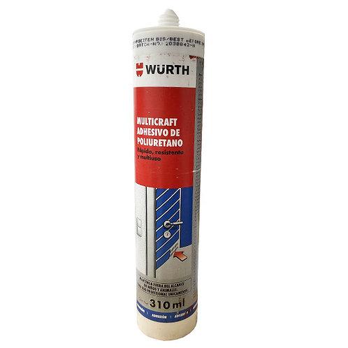 Multicraft Adhesivo de Poliuretano Wurth