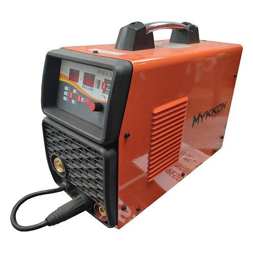 Maquina De Soldar Mykkon Mig 200D