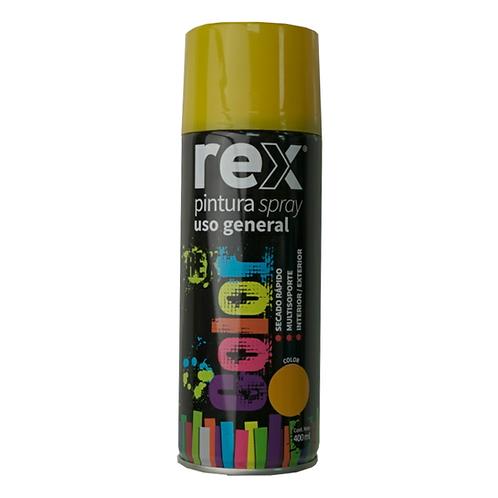 Pintura Spray Uso General Amarillo Rex