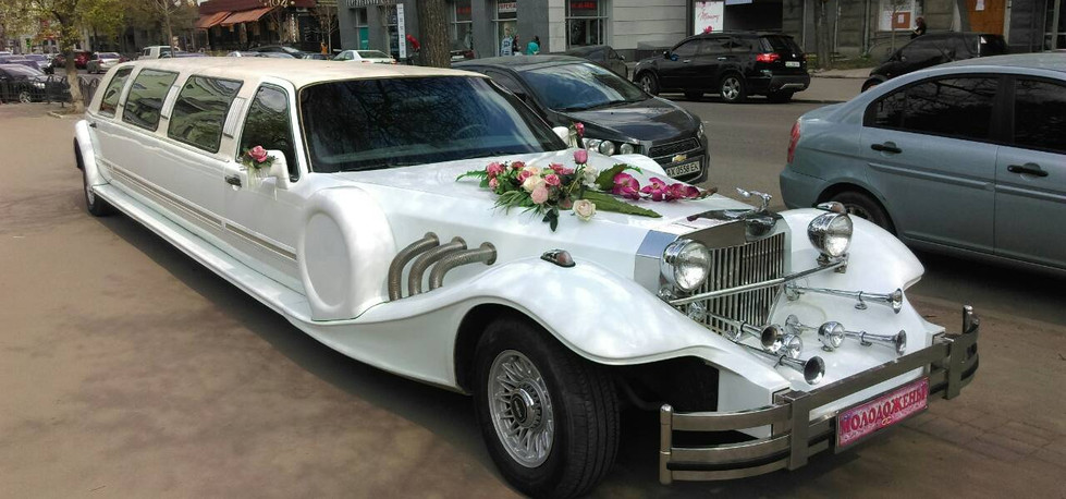 Rolls Royce Excalibur